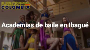 Academias de baile en Ibagué