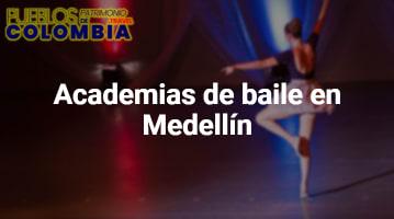 Academias de baile en Medellín
