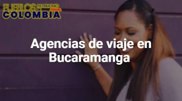Agencias de viaje en Bucaramanga