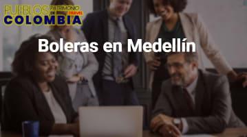 Boleras en Medellín