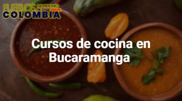 Cursos de cocina en Bucaramanga