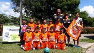 Escuela de futbol Cifuentes Ibagué