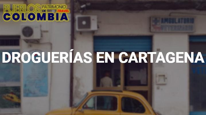 Droguerías en Cartagena