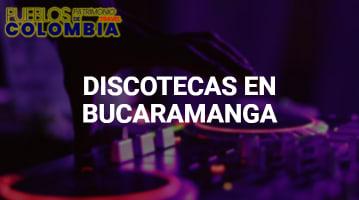 Discotecas en Bucaramanga