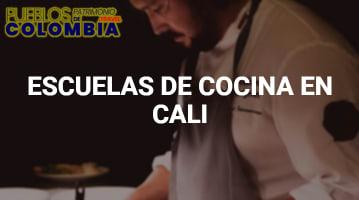 Escuelas de Cocina en Cali
