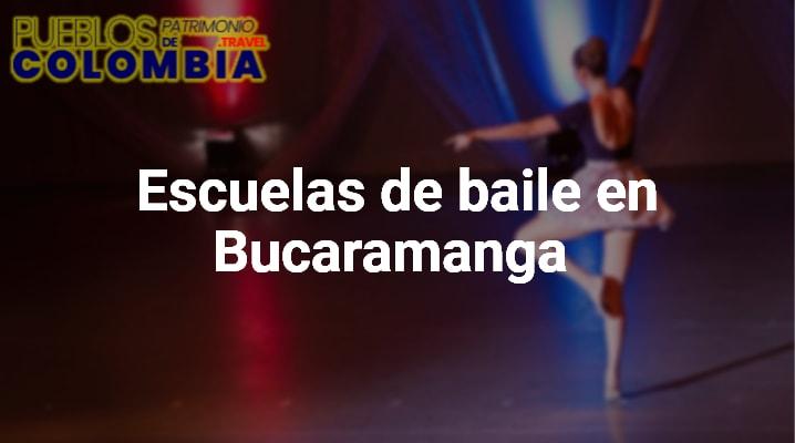 Escuelas de baile en Bucaramanga