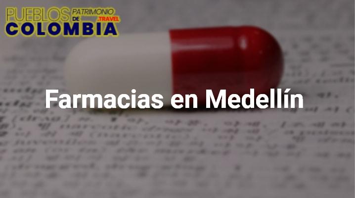 Farmacias en Medellín
