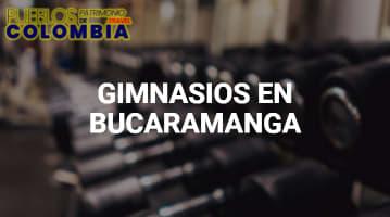 Gimnasios en Bucaramanga