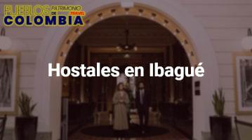 Hostales en Ibagué