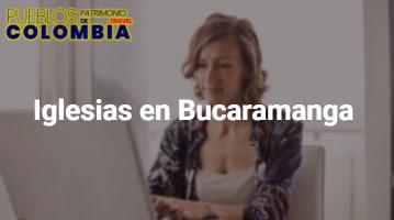 Iglesias en Bucaramanga