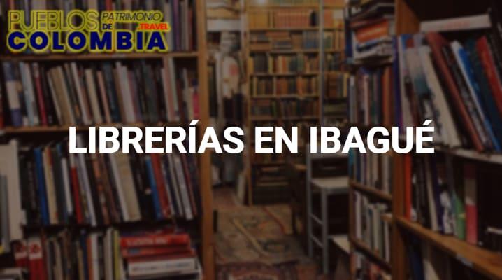 Librerías en Ibagué