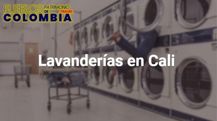 Lavanderías en Cali