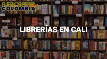 Librerías en Cali
