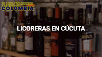 Licoreras en Cúcuta