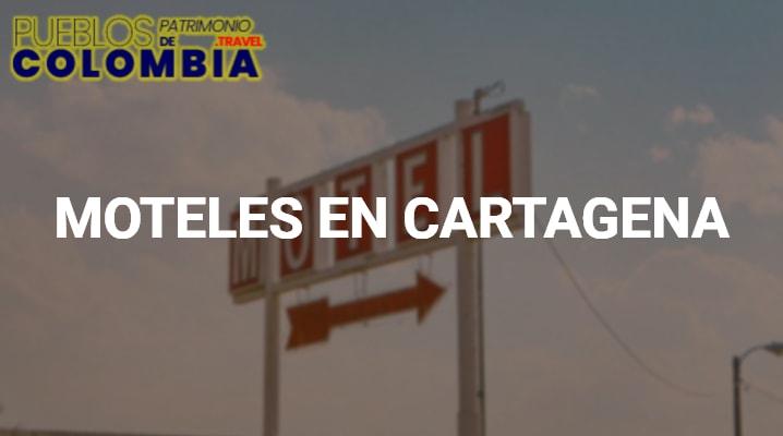 Moteles en Cartagena