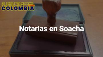 Notarias en Soacha