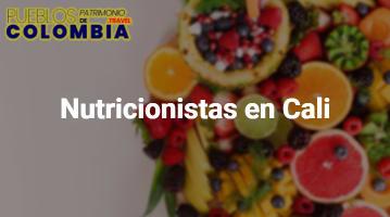 Nutricionistas en Cali