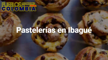 Pastelerías en Ibagué