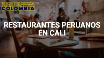 Restaurantes Peruanos en Cali