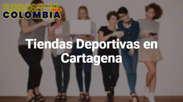 Tiendas Deportivas en Cartagena