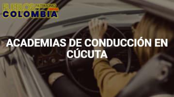 Academias de conducción en Cúcuta