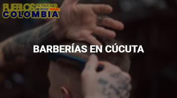 Barberías en Cúcuta