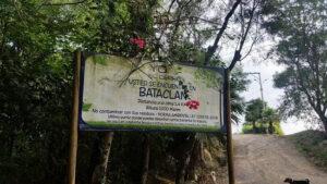 Mirador del Parque Natural Bataclán