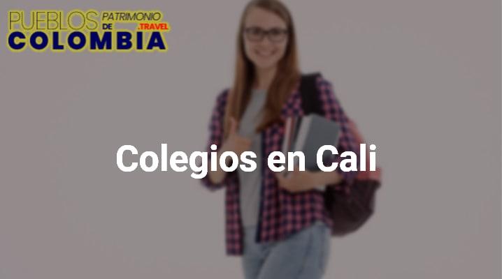 Colegios en Cali