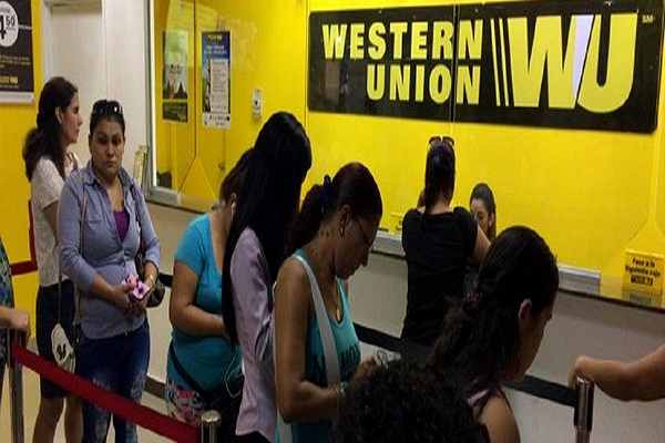 western union en cúcuta