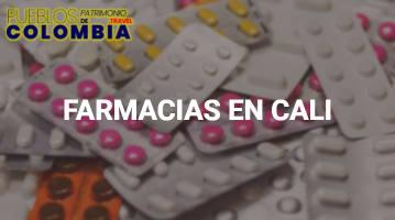 Farmacias en Cali