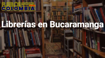 Librerías en Bucaramanga