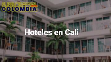 Hoteles en Cali