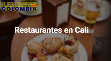 Restaurantes en Cali