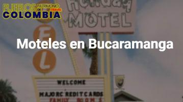 Moteles en Bucaramanga