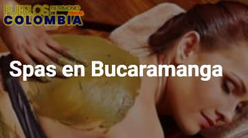 Spas en Bucaramanga