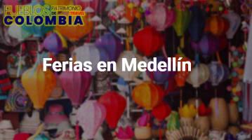 Ferias en Medellín