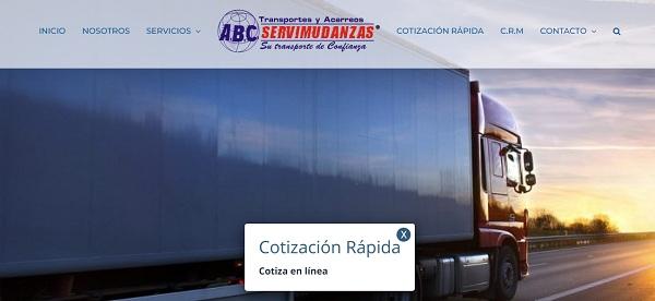 Servimudanzas Trasteos Medellín