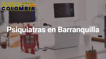 Psiquiatras en Barranquilla