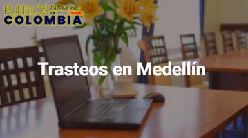 Trasteos en Medellín