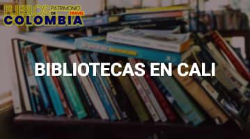Bibliotecas en Cali