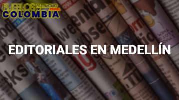 Editoriales en Medellín