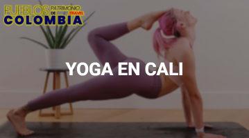 Yoga en Cali